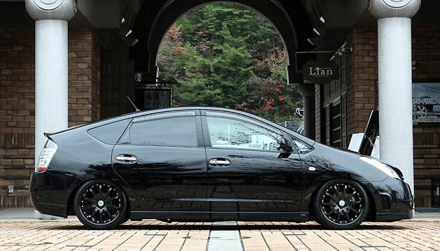 Aimgain - 20Prius Hybrid Body Kit