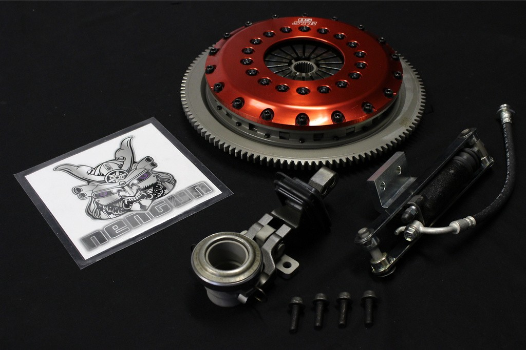 Includes release movement alteration kit - Type: Twin Plate - Dampered: Not Dampered - STR2C