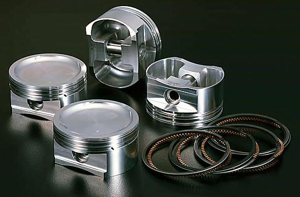 JUN - Super Piston Kit - C Series - 4G63