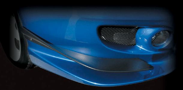 Hasepro - Aero - Evo X - Front Canard