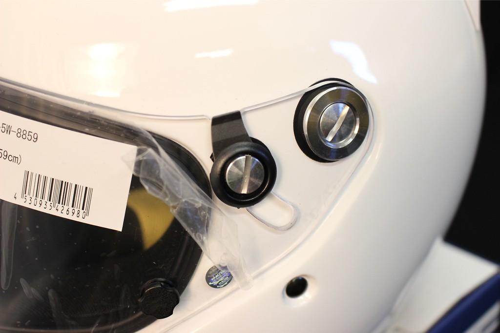 White - L - 59-60cm - A-GP5W-8859