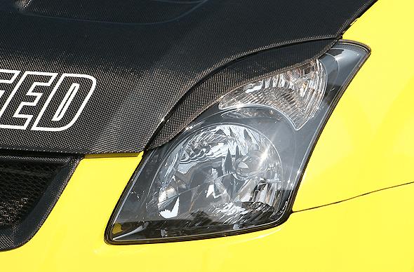 ChargeSpeed - Bumper Type - Suzuki Swift - Eye Line