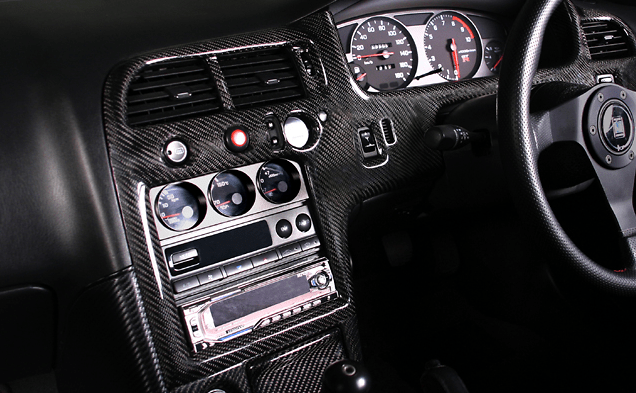 Nissan - Skyline - R33 GTR Middle+Late Models 1996+ - BCNR33 - BCNR33