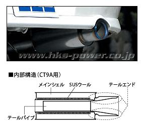 HKS - High Power - Spec R