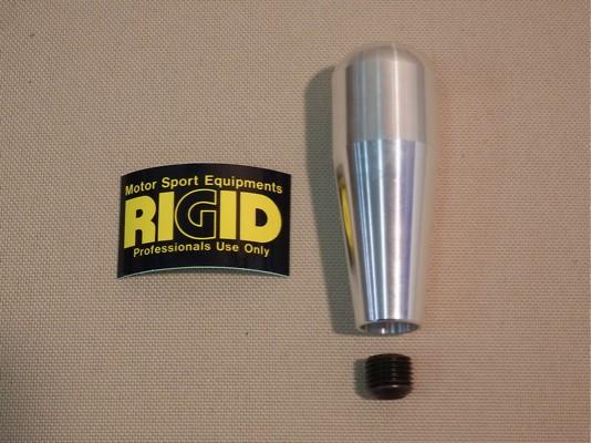 Colour: Aluminum - Length: 75mm / 40mm - Thread: M12 x 1.25 - NDL122AL
