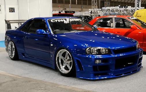 Nissan 300zx For Sale >> Cross Factory - R34 Wide Body Kit - Nengun Performance