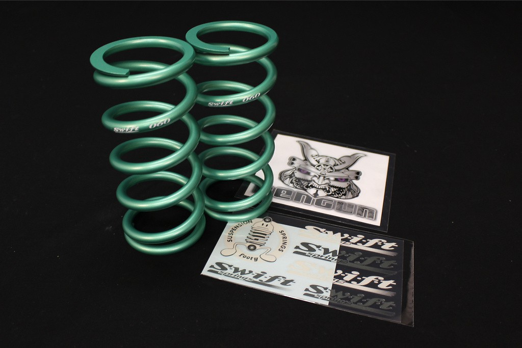 Spring Rate: 6.0kgf/mm - Max Length: 203 mm - Z70-203-060