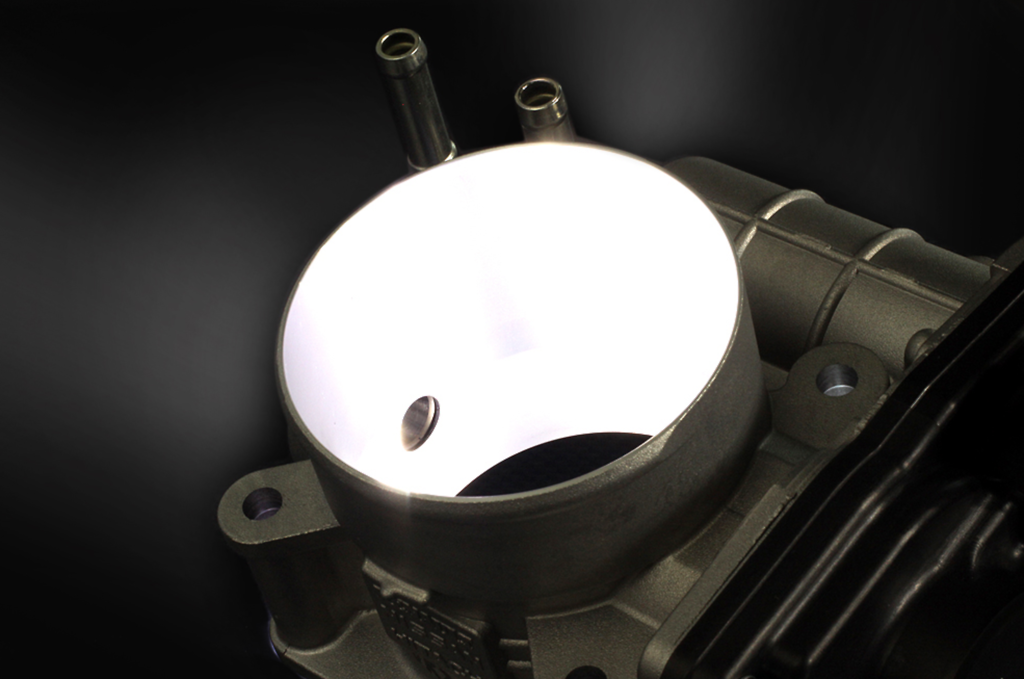 New Throttle Bodies Included - R35