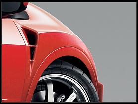 Mugen - Aerodynamics - Civic Type R Euro - Aero Fender