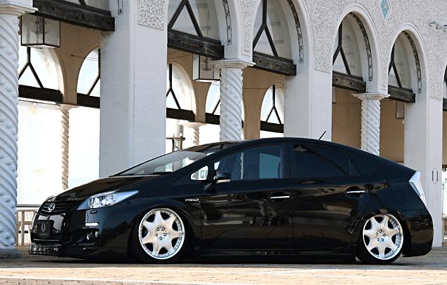 Aimgain - 30Prius Hybrid Body Kit