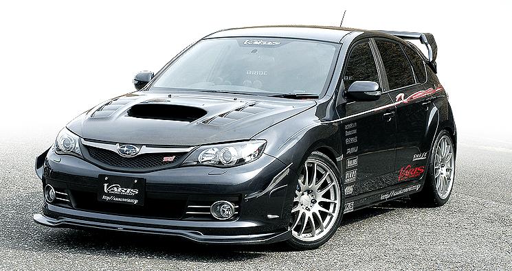 Varis - Extremor Body Kit - Subaru WRX