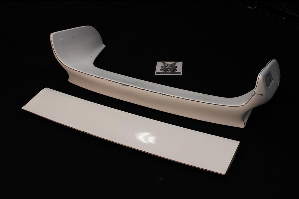 Adjustable Rear Wing Type III