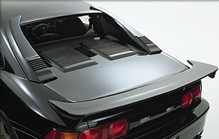Toyota - MR2 - SW20 - Roof Duct Spoiler