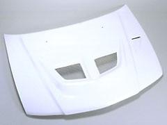 Carbing - CP9A FRP Bonnet