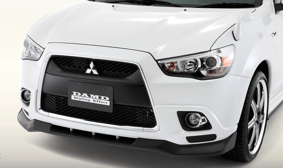 DAMD - Styling Effect - Mitsubishi RVR - Front Under Spoiler