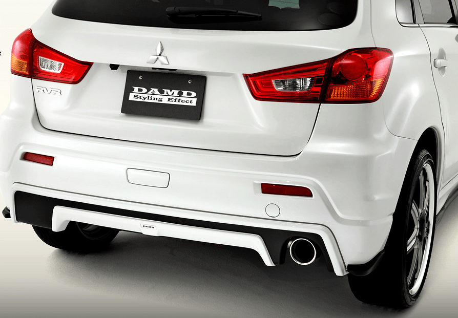 DAMD - Styling Effect - Mitsubishi RVR - Rear Under Garnish