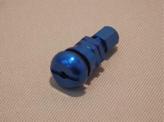 Europe Aluminium Valvestem - Rays New Logo - Colour: Blue - Quantity: 4 - #54 Set of 4