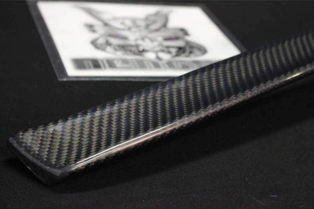 Gurney Flap for Rear Wing - Carbon - Gurney Flap for Rear Wing - Carbon Fibre
