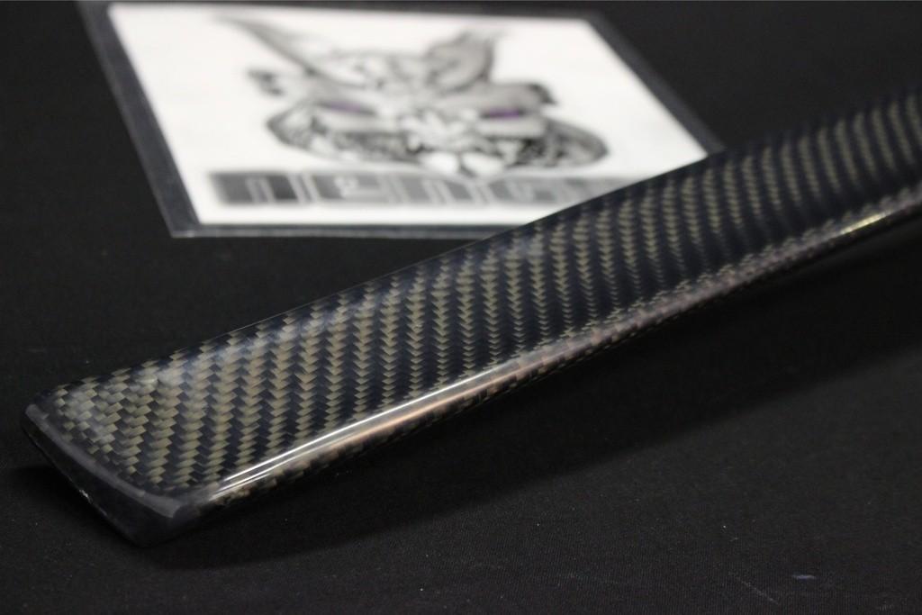 Gurney Flap for Rear Wing - Carbon Fibre - Gurney Flap for Rear Wing - Carbon