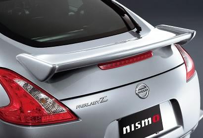 Nismo - Rear Decklid Spoiler 370Z (Z34)
