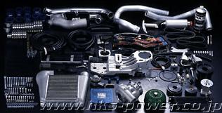 HKS - GT Supercharger - Repair Parts