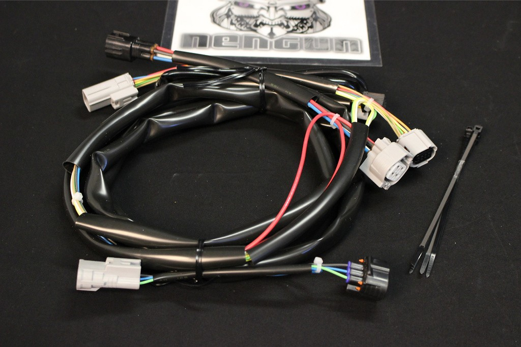 Optional vehicle harness only - 42002-AT001