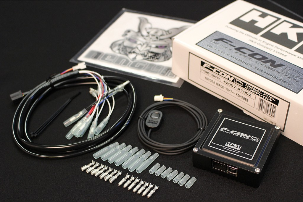 F-CON Unit (requires modification to OEM ECU Harness) - 42007-AT002