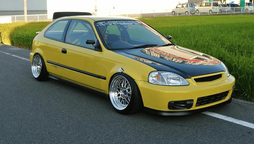 66 Koleksi Honda All New Civic Jdm HD