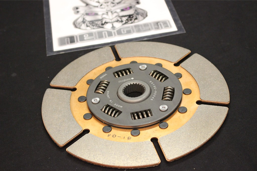 Nismo - G-Max - Clutch Disk - Quantity 1 - 2 Required - SPEC II - 3002A-RS630/591 3002B-RSR46/596 - 3010C-RS045