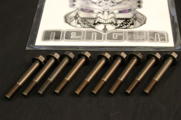 9x M8 Hex Bolts - All Models - 30132-RS020