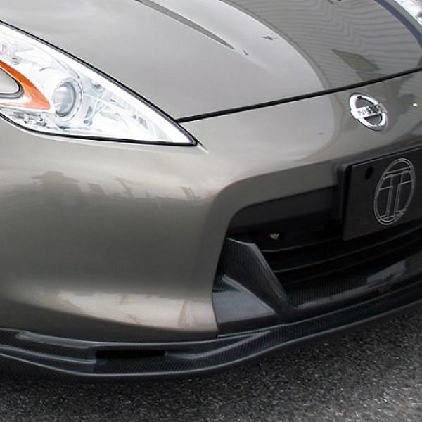 Top Secret - G-Force Front Lip Spoiler for Z34