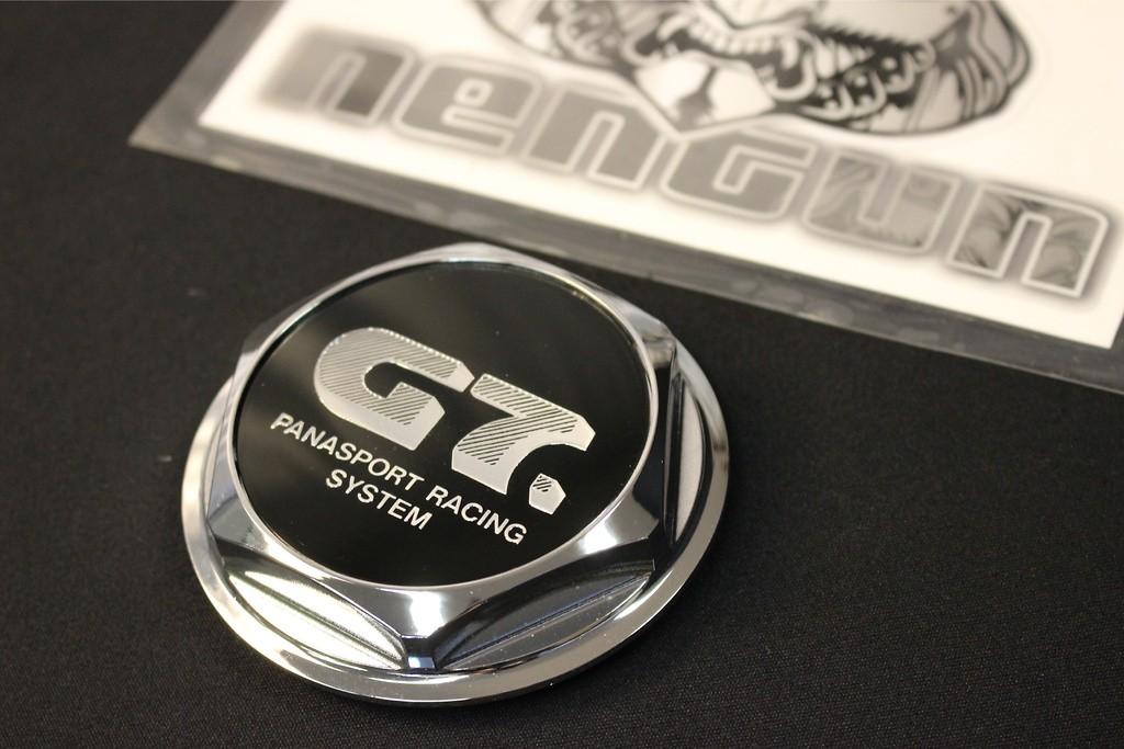 G7-C5C - Quantity: 4 - 4x Center Caps - G7-C5C