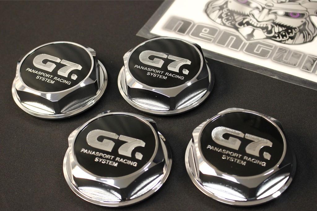 """G7-C5C - Diameter: 16""""/17""""/18"""" - Hole: 4H-114.3 - Center Bore: 66mm - Quantity: 4 - 4x W66H150"""