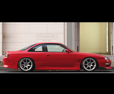 T&E - Vertex Lang - S14 Silvia Body Kit