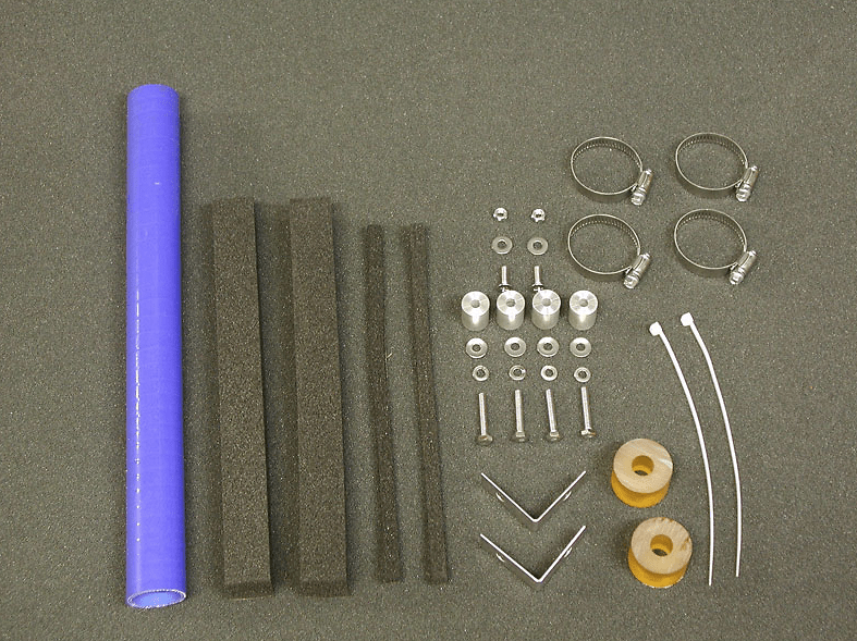 Radiator Movement Kit: for use with Aero Bonnet - Construction: - - AE.BN.SW-RJ