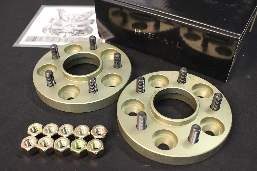 Hole: 5H-114.3 - Hub: 67mm - Thread: P1.5 - Thickness: 20mm - KS-5320