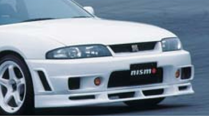 Front Under Spoiler Kit - Construction: FRP - Colour: Unpainted - 62020-RS595