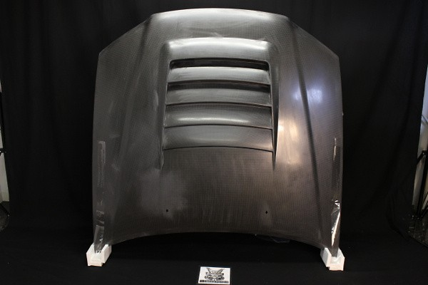 Carbon Bonnet - 65100-RSR45-01