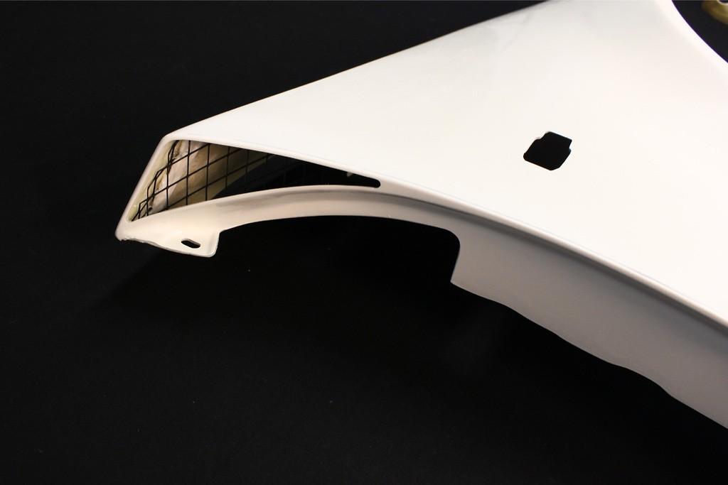 Front Fender Set - Construction: FRP - 63110-RSR46-01