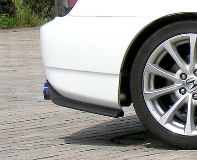 Seeker - Rear Under Spoiler - Type-S