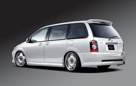Kenstyle - Aero - Mazda MPV