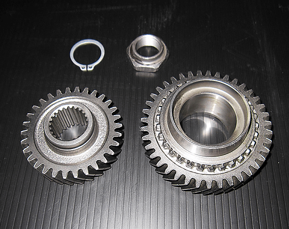 R's Racing Service - Reinforced 5th High Gear Kit
