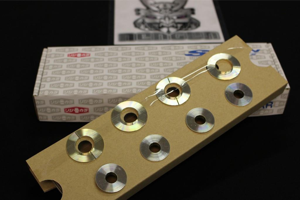 Set of 8 - Type: Rear - 50300-Z32-000