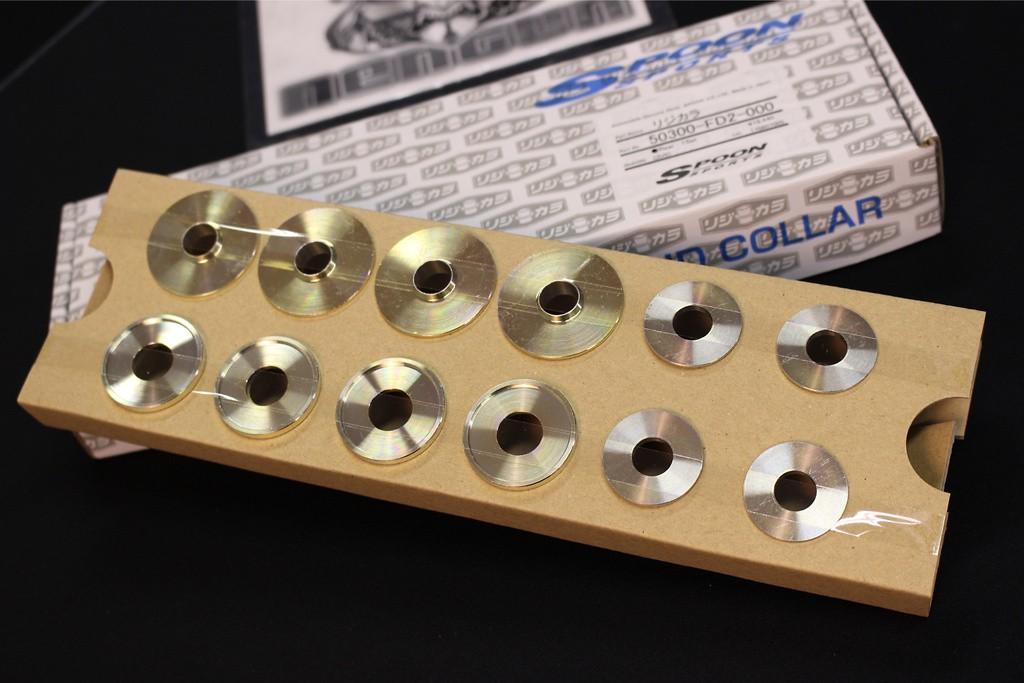 Set of 12 - Type: Rear - 50300-FD2-000