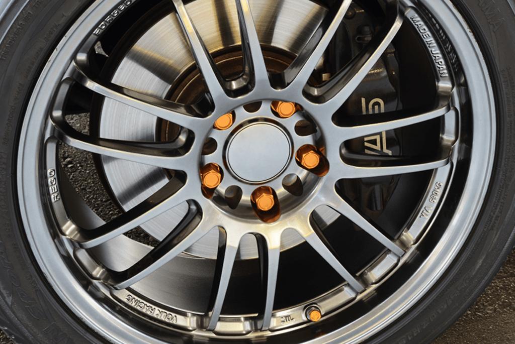 Project Kics - Leggdura Racing - Duralumin Wheel Nuts