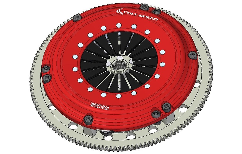 Colt Speed - Colt R Sport Clutch Kit