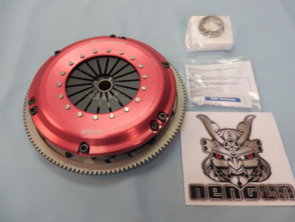 Clutch Kit - CSD0102-001