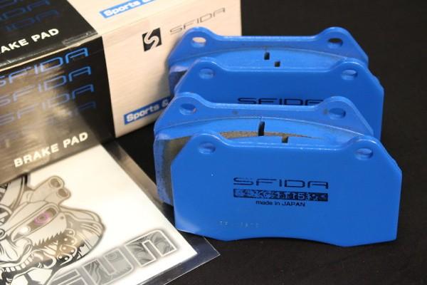 Nissan - Skyline GTR - BNR32/BCNR33/BNR34 - Sport Competition Brake Pad (Brembo) - Front - 602F