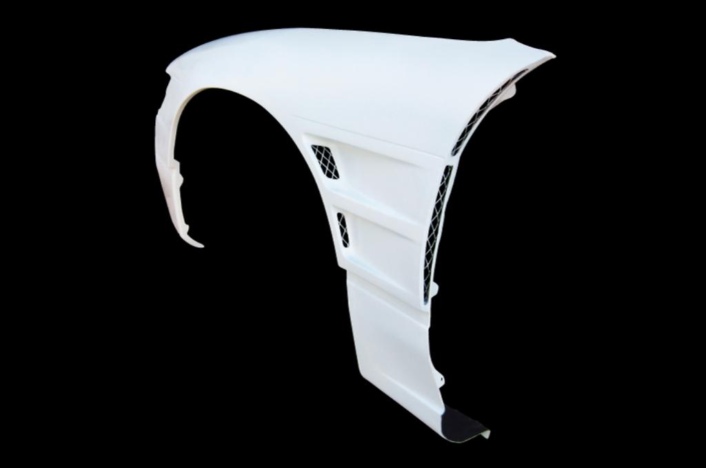Material: FRP - Width: +40mm - S13-40-SET