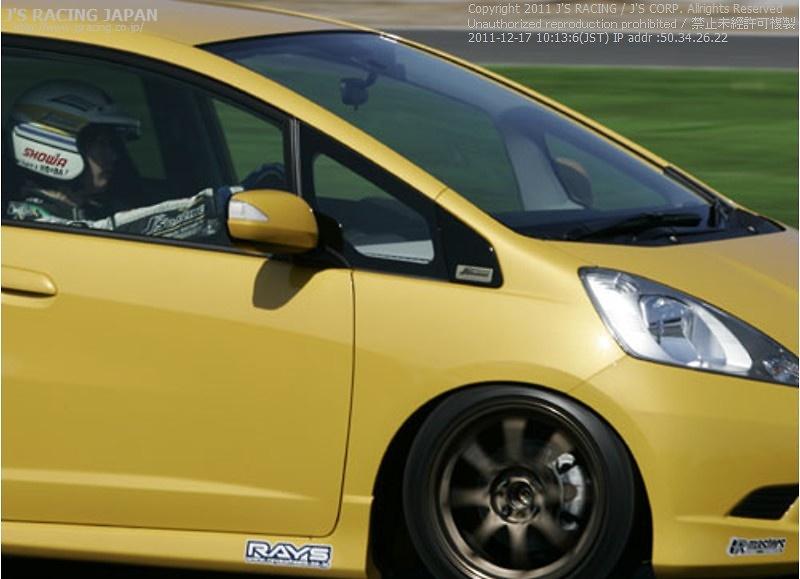 Honda Fit - GE